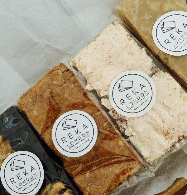 Reka Bakery Sample Box