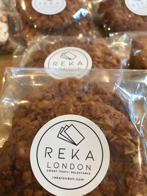 Online Bakery in the UK - Reka London